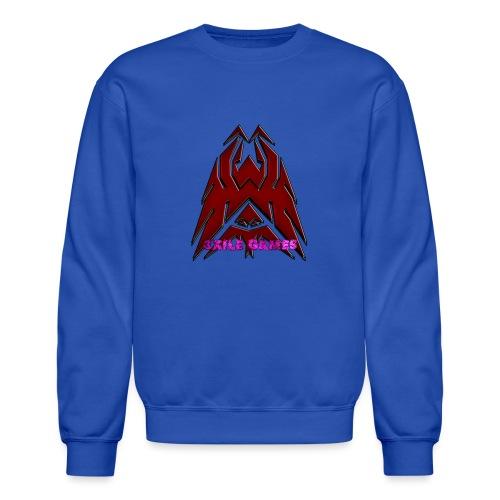 3XILE Games Logo - Crewneck Sweatshirt