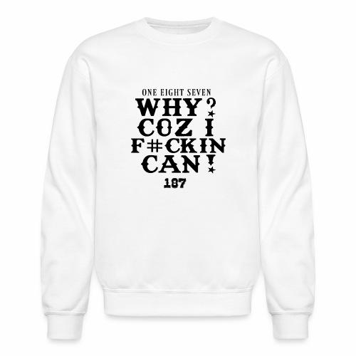 Trevor Loomes One Eight Seven Sports Wear - Crewneck Sweatshirt