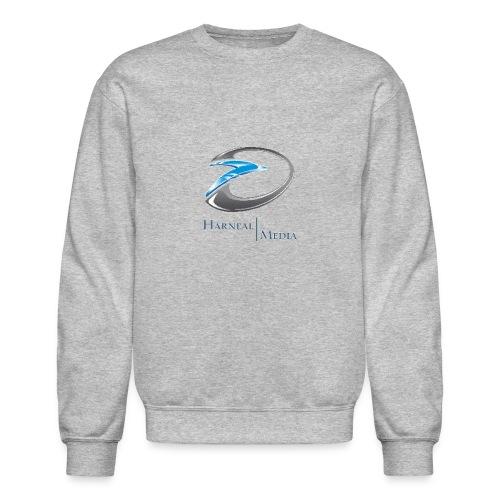 Harneal Media Logo Products - Crewneck Sweatshirt