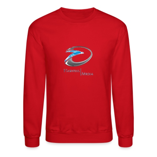 Harneal Media Logo Products - Crewneck Sweatshirt
