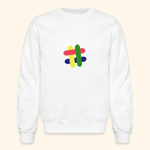 hashtag - Crewneck Sweatshirt