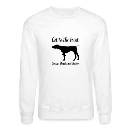 GSP. Get to the Point. - Crewneck Sweatshirt