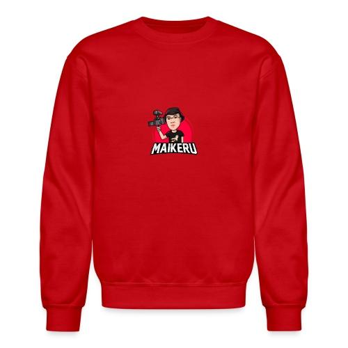 Maikeru Merch - Unisex Crewneck Sweatshirt