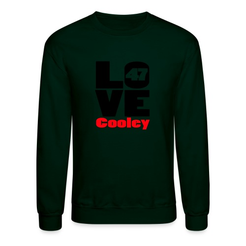 lovecooley - Unisex Crewneck Sweatshirt
