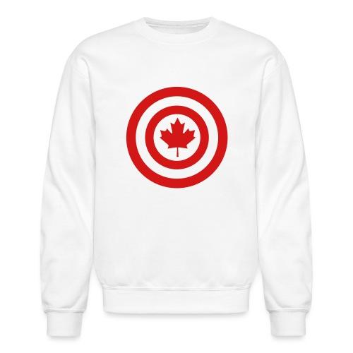 Captain Canada - Crewneck Sweatshirt