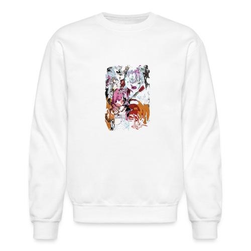 US PSYCH long - Unisex Crewneck Sweatshirt