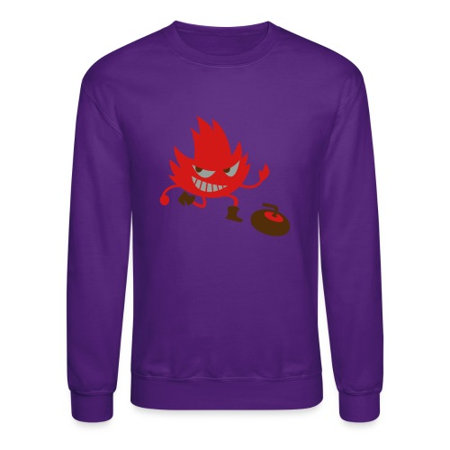 Leif Curling - Crewneck Sweatshirt
