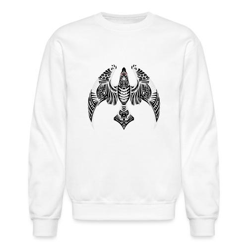 Hawk Totem - Crewneck Sweatshirt