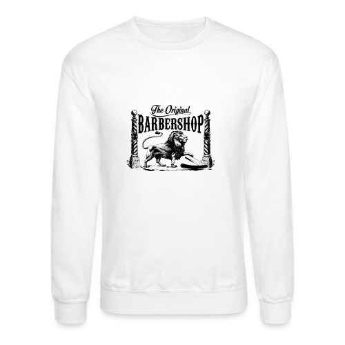 The Original Barbershop - Unisex Crewneck Sweatshirt