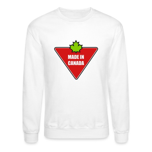 Made in Canada Tire - Crewneck Sweatshirt