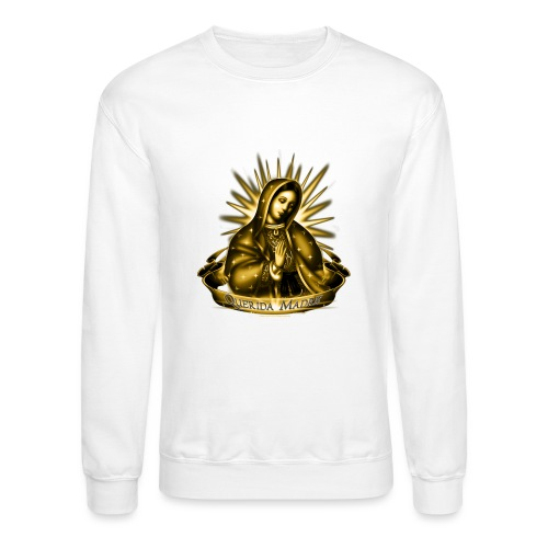 Querida Madre by RollinLow - Crewneck Sweatshirt