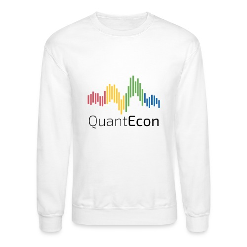 QuantEcon Official Logo - Crewneck Sweatshirt