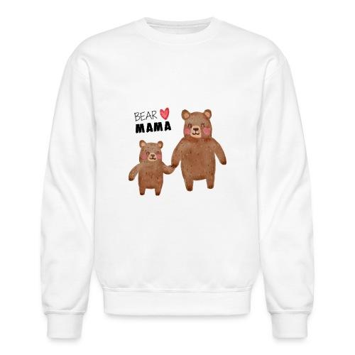 Mama Bear - Unisex Crewneck Sweatshirt