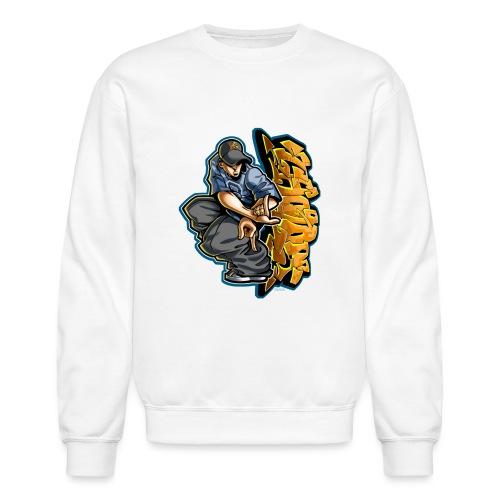 Cholo Hands by RollinLow - Crewneck Sweatshirt