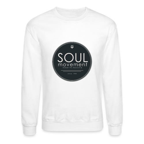 OfficialSMLogo DesignFile png - Crewneck Sweatshirt
