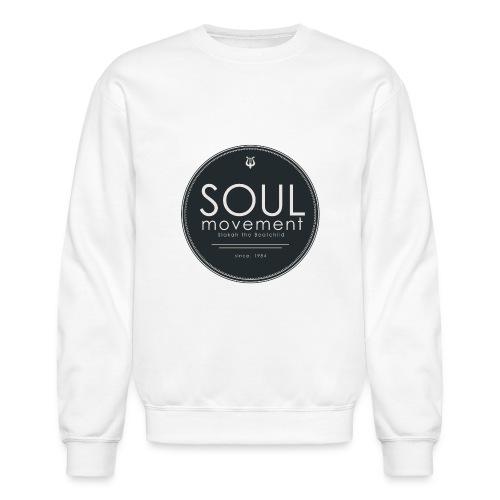 OfficialSMLogo DesignFile png - Unisex Crewneck Sweatshirt
