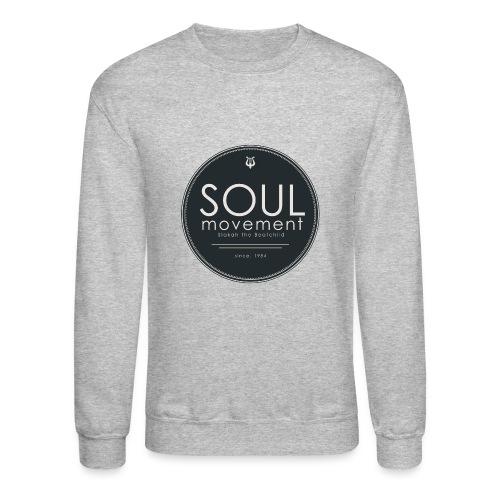OfficialSMLogo DesignFile png - Crewneck Sweatshirt