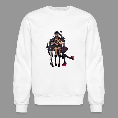 Goth Dolls - Crewneck Sweatshirt