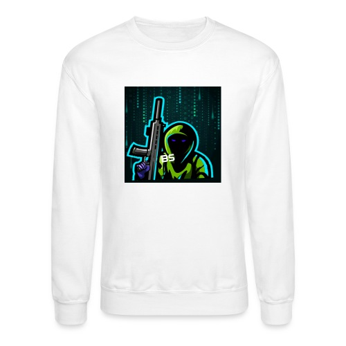 Bs merch - Unisex Crewneck Sweatshirt