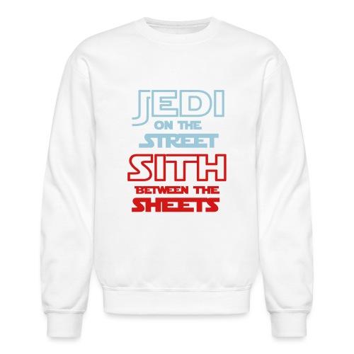 Jedi Sith Awesome Shirt - Crewneck Sweatshirt
