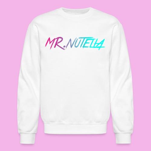 MR.nutella merch - Crewneck Sweatshirt