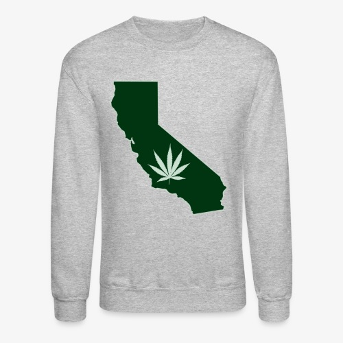 weed - Crewneck Sweatshirt