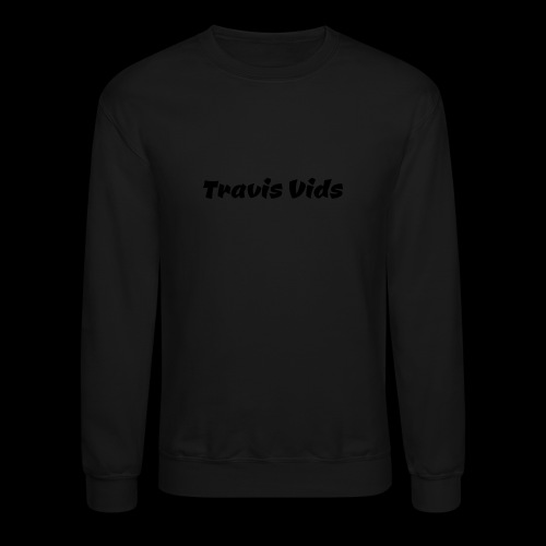 White shirt - Unisex Crewneck Sweatshirt