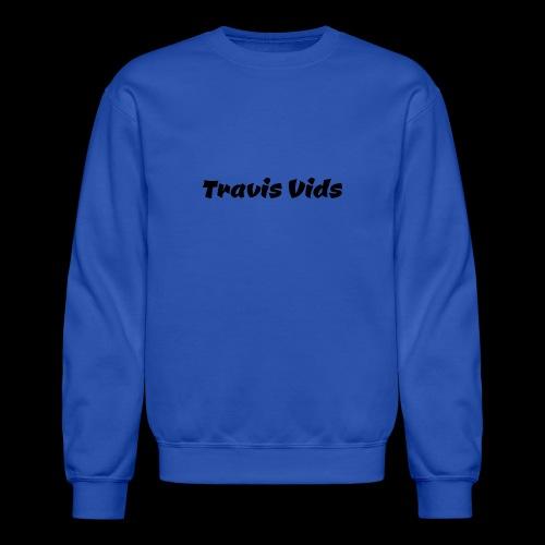 White shirt - Unisex Crewneck Sweatshirt