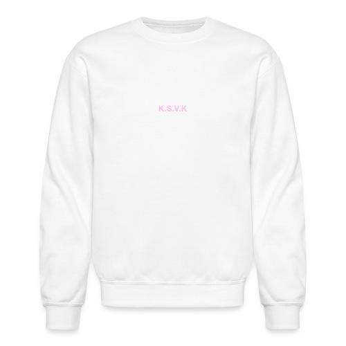 K.S.V.K Pink Edition - Crewneck Sweatshirt