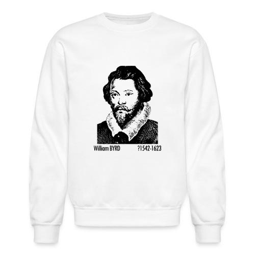 William Byrd Portrait - Crewneck Sweatshirt