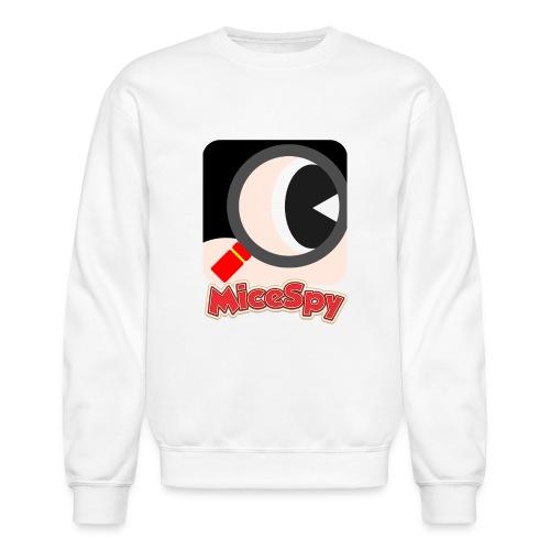 MiceSpy with your eye! - Crewneck Sweatshirt