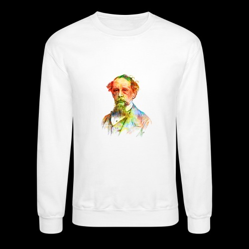What the Dickens? | Classic Literature Lover - Crewneck Sweatshirt