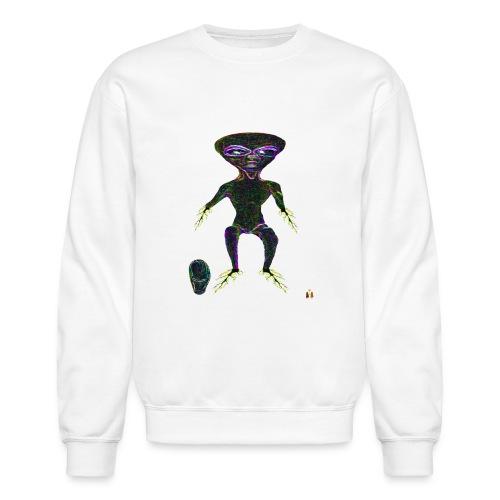 AlienToe - Unisex Crewneck Sweatshirt
