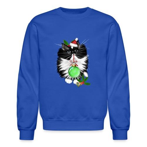 A Tuxedo Merry Christmas - Crewneck Sweatshirt