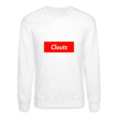 The Cloutz Supreme Collection - Unisex Crewneck Sweatshirt