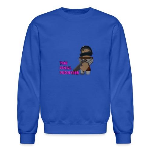 The Final Frontier - Crewneck Sweatshirt