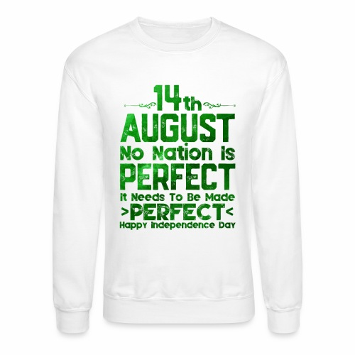14th August Independence Day - Crewneck Sweatshirt