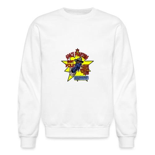 Space Phantom - Crewneck Sweatshirt