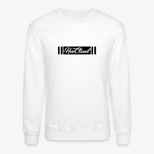 HexCloud - Pause Box Logo - Crewneck Sweatshirt