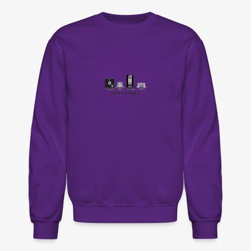 Never forget - Crewneck Sweatshirt