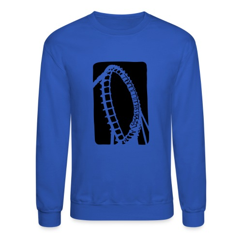 Roller Coaster - Crewneck Sweatshirt