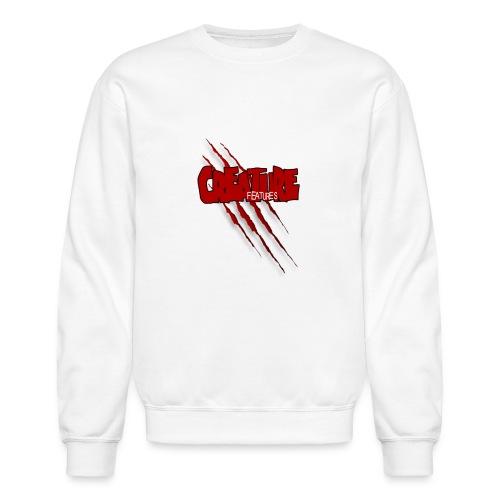Creature Features Slash T - Unisex Crewneck Sweatshirt
