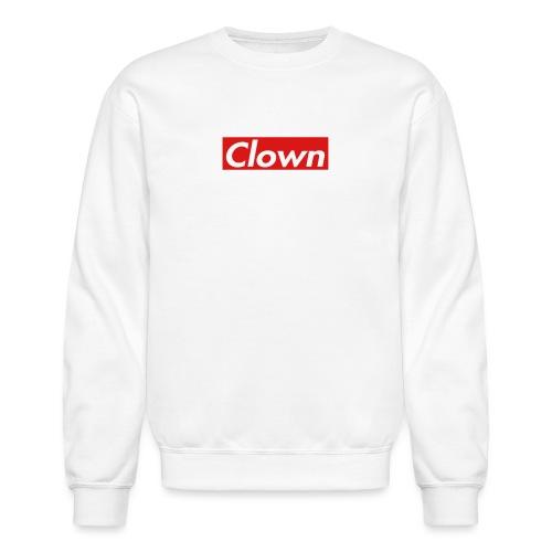 halifax clown sup - Crewneck Sweatshirt