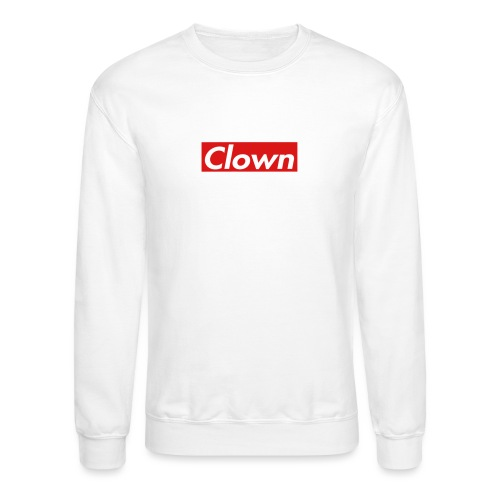 halifax clown sup - Unisex Crewneck Sweatshirt