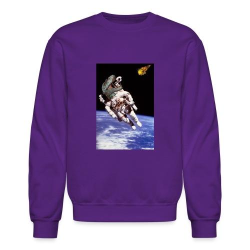 how dinos died - Unisex Crewneck Sweatshirt