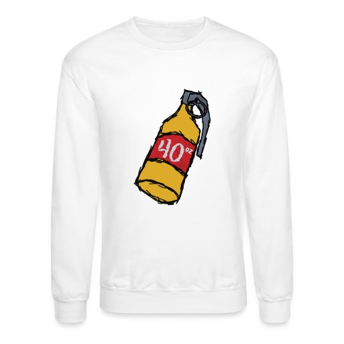 40 oz. Grenade - Crewneck Sweatshirt