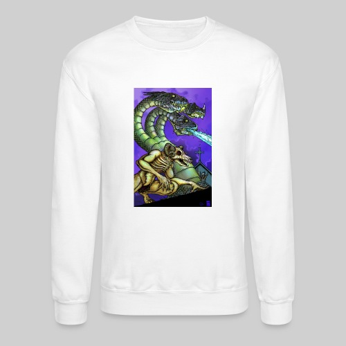 Hydra and Demon - Crewneck Sweatshirt