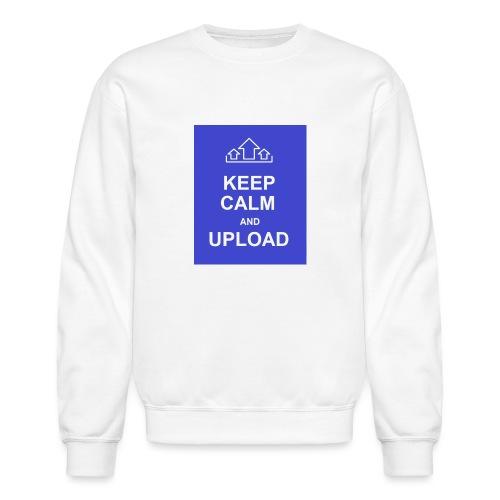 RockoWear Keep Calm - Crewneck Sweatshirt
