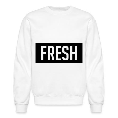 fresh - Unisex Crewneck Sweatshirt