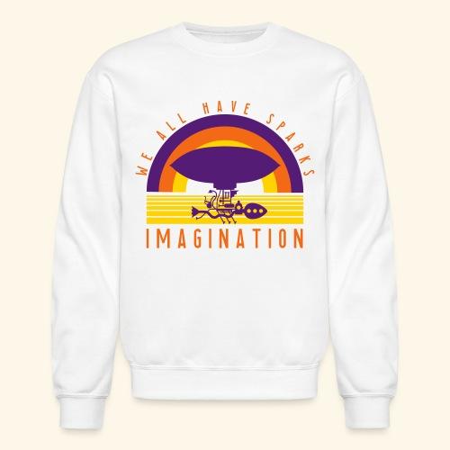 We All Have Sparks - Crewneck Sweatshirt